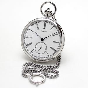 ロンジン(LONGNES)/懐中時計/レピン 創業180周年記念モデル/L7.022.4.11.1