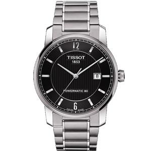 TISSOT(ティソ) /Titanium(チタニウム)パワーマティック80/自動巻き/T087.407.44.057.00