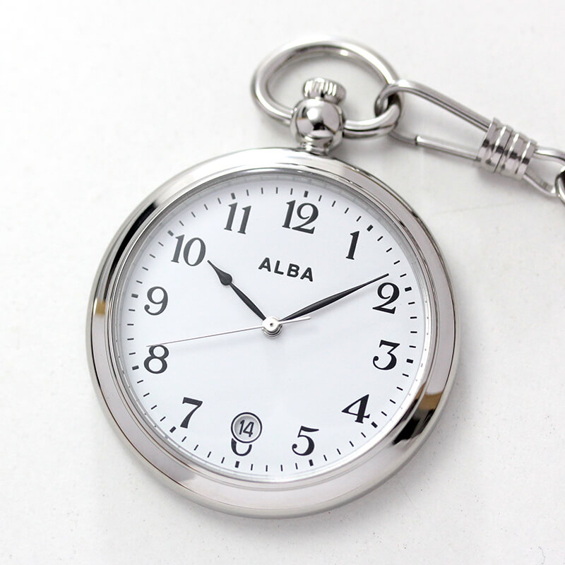 セイコー アルバ aqgk447 ALBA 懐中時計