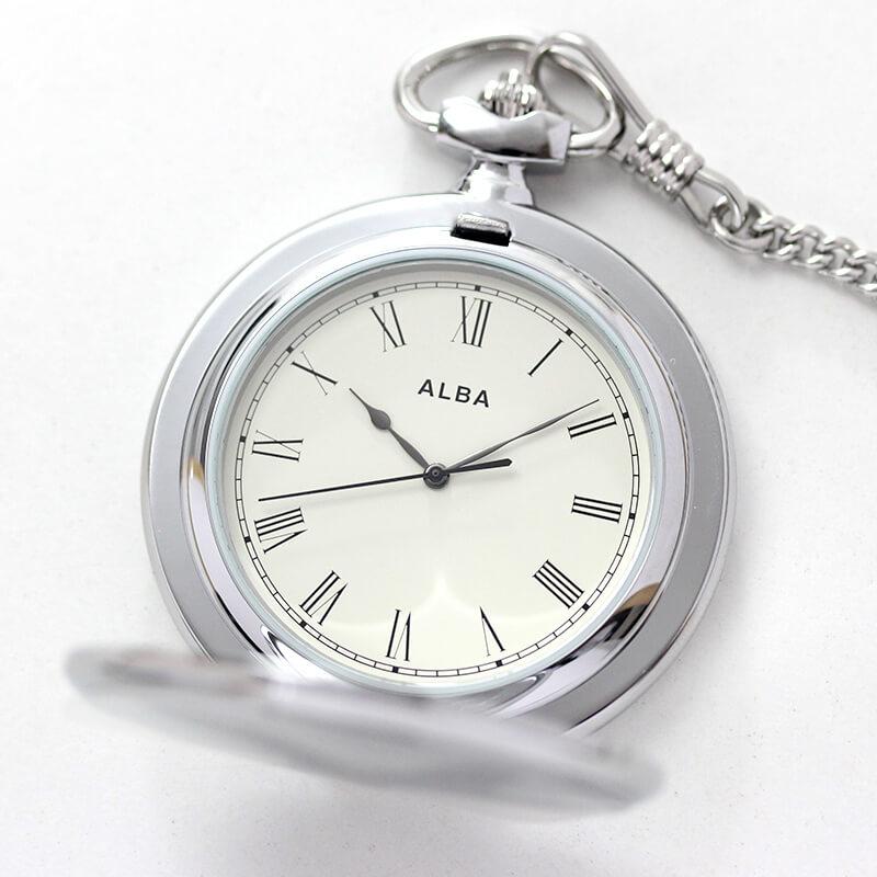 セイコー アルバ aqgk448 ALBA 懐中時計