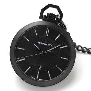 AERO(アエロ) オープンフェイス クォーツ式 42818 NO03 懐中時計