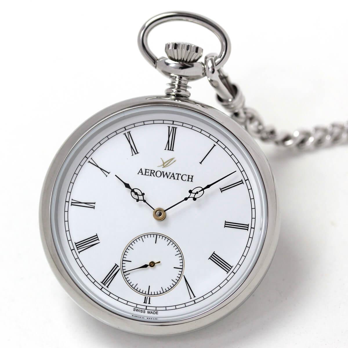AERO(アエロ) 手巻き式 50616AA03 懐中時計