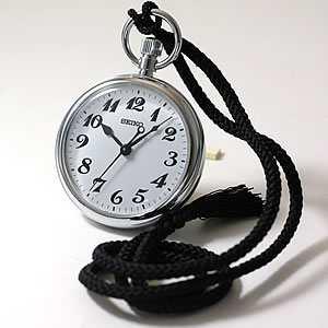 セイコー(SEIKO)鉄道時計SVBR003 懐中時計