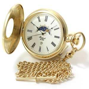 ラポート/RAPPORT/ムーンフェイズ/ナポレオンスタイル/PW80 懐中時計