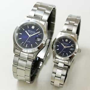 スイスミリタリー ペアウォッチ/時計 Ml100、ML103