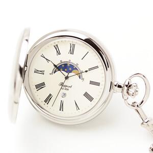 ラポート/RAPPORT/ムーンフェイズ/ナポレオンスタイル/PW81 懐中時計