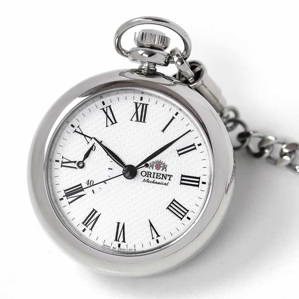 オリエント(ORIENT) ワールドステージ WV0031DD 懐中時計