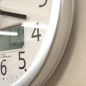シチズンオフィスクロックネムリーナカレンダーM01