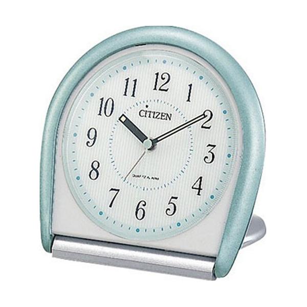 CITIZEN シチズン コンパクト トラベラー 目覚まし時計 アブロード958 4GE958005