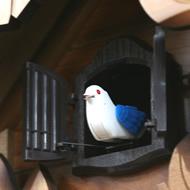 シチズンカッコークロック毎正時小鳥が時間をお知らせします。