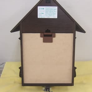 シチズン人気の木製カッコークロック