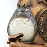 となりのトトロ掛け時計
