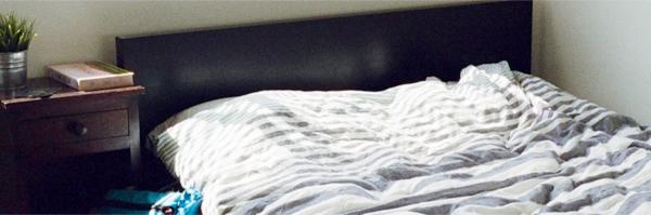 眠りを妨げられることなく、ぐっすりお休みできます。