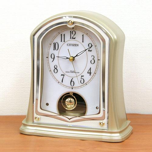 シチズン電波置き時計パルドリームR693