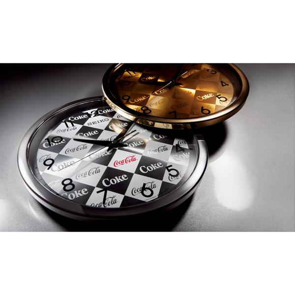 SEIKO セイコークロック コカ・コーラ ヴィンテージ 掛け時計 AC203S