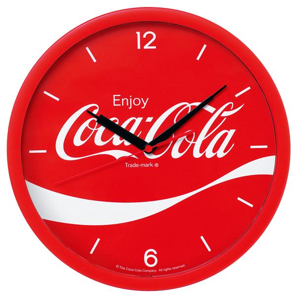 SEIKO セイコークロック コカ・コーラ 掛け時計 AC601R
