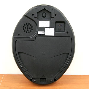 セイコー 電波からくり掛け時計 ウェーブシンフォニー【AM248B】 裏面