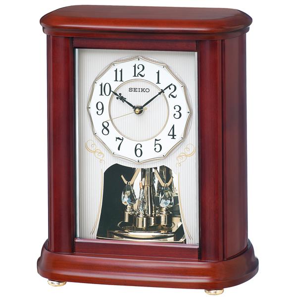 SEIKO セイコー 電波置き時計【BY242B】