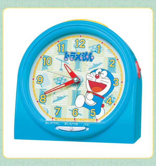 SEIKO セイコー キャラクター 目覚まし時計 ハローキティ CQ134P