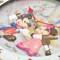 FW521G 立体的なミッキーとミニー