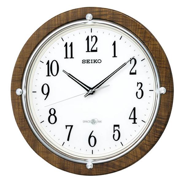 SEIKO セイコー 衛星電波 掛け時計 スペースリンク GP212B