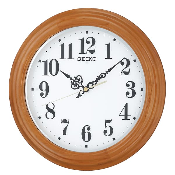 SEIKO セイコー 電波 掛け時計 KX228A