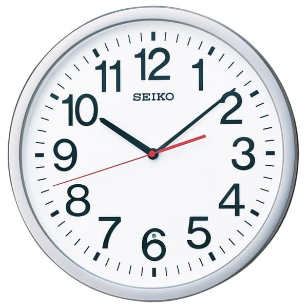 SEIKO セイコー スタンダード オフィス 電波 掛け時計 KX229S