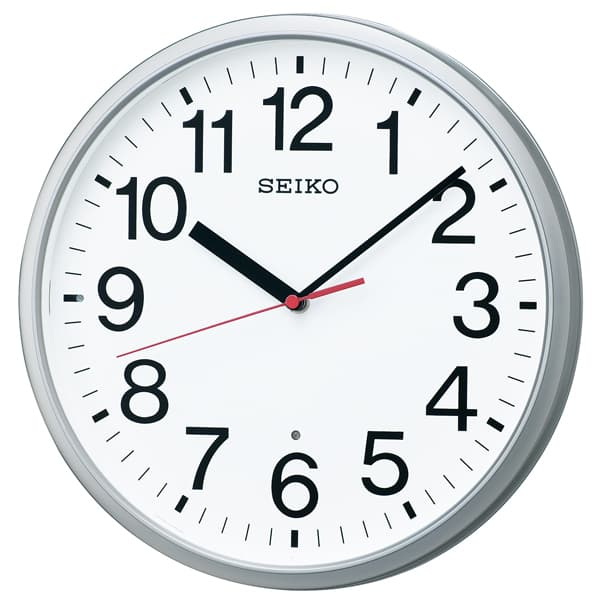 SEIKO セイコー スタンダード オフィス 電波 掛け時計 KX230S