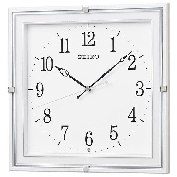 SEIKO セイコー スタンダード 電波掛け時計 KX232W