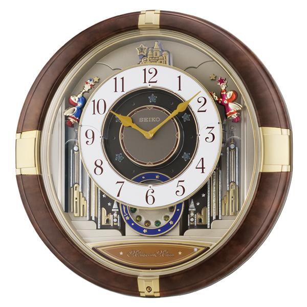 SEIKO セイコー からくり 掛け時計 RE577B