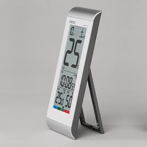 セイコー(SEIKO)掛け置き兼用デジタル電波クロック SQ431S 置き式
